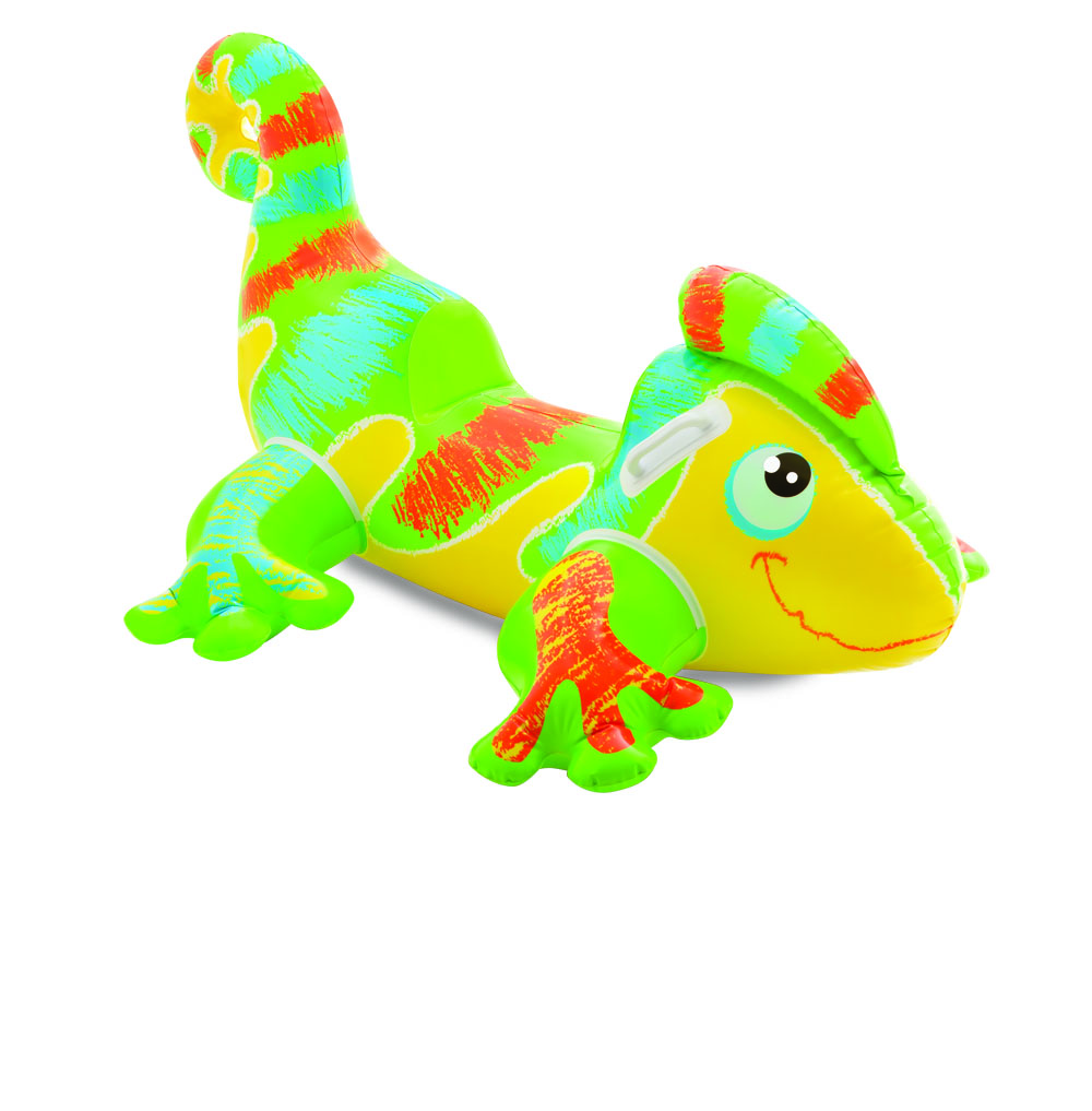 SMILING GECKO RIDE-ON